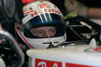 Anthony Davidson officiellement 3e pilote de l'écurie Honda Racing F1