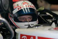 Anthony Davidson officiellement 3e pilote de l'écurie Honda Racing F1