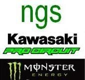 Motocross : NGS vire du rouge au vert