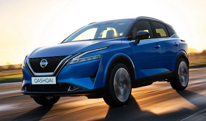 Nouveau Nissan Qashqai (2021) : à partir de 28 990 €