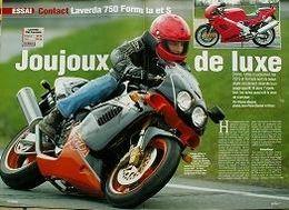 10 ans déjà, la 750 Formula de Laverda