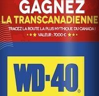 Jeu WD-40: direction le Canada avec un voyage à gagner le long de la Transcanadienne