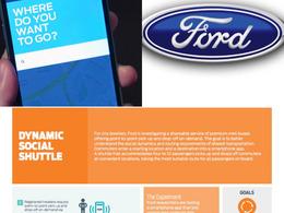 Ford: une nouvelle marque de transport collectif ?