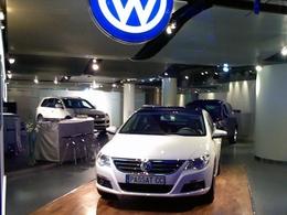 """Volkswagen veut son """"store"""" sur les Champs-Elysées"""