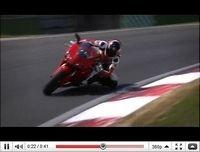Ducati 848 Evo 2011 : Vidéo commerciale