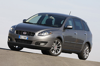 La Fiat Croma restylée (SW) sera garantie 5 ans ou 500 000 km !