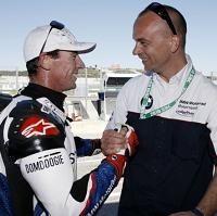 Superbike - Troy Corser: Le dernier Troy du mondial est parti
