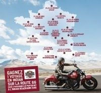 Calendrier : Roadshow Indian Motorcycle et Victory