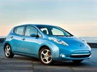 Pour la Nissan LEAF électrique, un système d'alerte audio pour piétons de série !