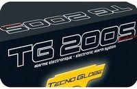 alarme Tecno Globe TG 2005... l'évolution est parmi nous