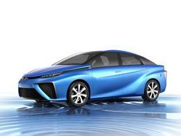 Toyota vise 10 000 ventes annuelles pour sa voiture à hydrogène