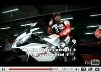 Vidéo du jour : Max Biaggi nous parle de la nouvelle Aprilia RSV4 R