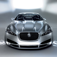 Salon de Francfort 2007 : Jaguar XF