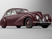 Bentley a reconstruit de zéro une Corniche unique de 1939