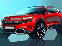 Salon de Genève 2017 - Citroën annonce l'arrivée du SUV compact C5 Aircross