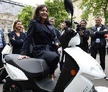 Les scooters électriques en libre-service arrivent à Paris