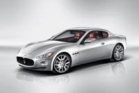 Salon de Francfort 2007 : Maserati Granturismo Coupé