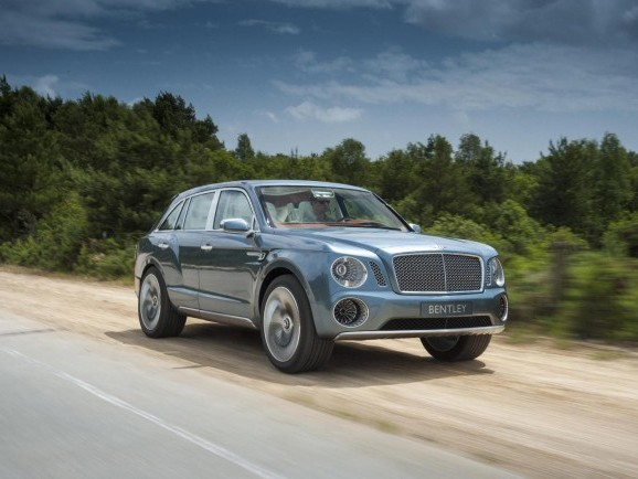 Bentley : la production se prépare-t-elle pour le nouveau SUV ?