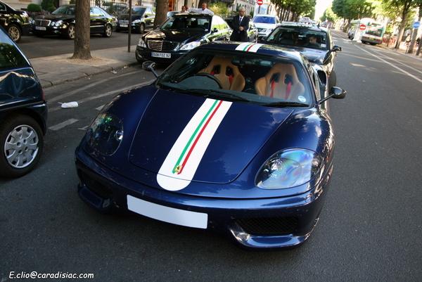 Photos du jour : Ferrari 360 Challenge Stradale