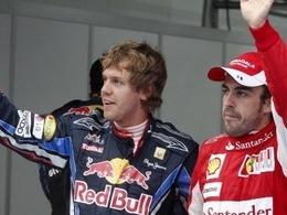 Sebastian Vettel pense toujours à Ferrari