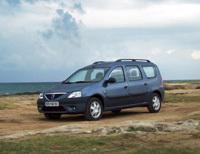 Salon de Francfort 2007: Dacia Logan 1.5 dCi 85 ch