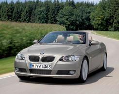La BMW Série 3 Cabriolet au rappel