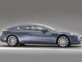 Aston Martin : la Rapide électrique confirmée pour 2018