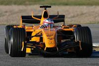 Deuxième séance d'essais à Jerez