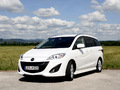 Premier contact Mazda 5: elle connaît ses classiques