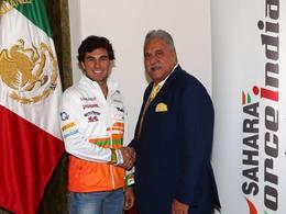 F1 : Sergio Perez rejoint Nico Hulkenberg chez Force India