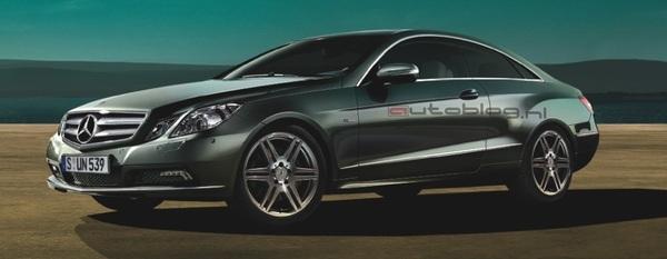 Futur Mercedes Classe E Coupé : c'est lui !