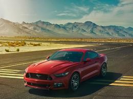 La Ford Mustang se vend mieux que les Challenger et Camaro réunies