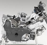Honda - Nouveautés 2012: NS700 et NS700X avec DCT en approche