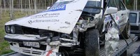 Vidéo : L'accident de Marc Fleury..