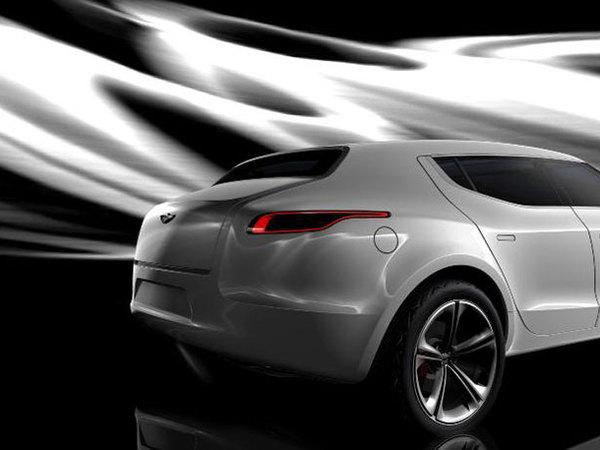 Lagonda: 2 ou 3 modèles à venir