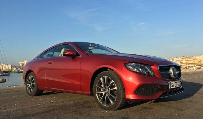 Essai vidéo - Mercedes Classe E Coupé : enfin digne de son standing