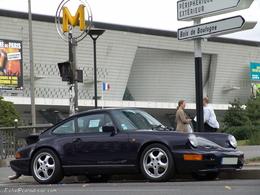Photos du jour : Porsche 911 Gemballa GT