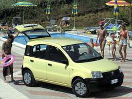 Fiat Panda : jusqu'à - 34,2 % avec une reprise !