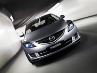Salon de Francfort 2007 : Mazda 6