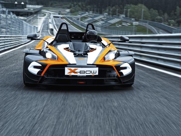 La nouvelle KTM X-BOW R de 300 ch enfin disponible