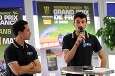 Moto GP - Grand Prix de France: Claude Michy ouvre le prologue