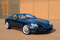 Salon de Francfort 2007 : McLaren Mercedes SLR Roadster
