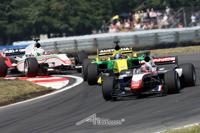 A1GP/Taupo: L'Irlande et la Suisse toujours en tête...