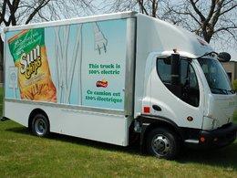 Un fabricant alimentaire canadien va utiliser des véhicules électriques pour ses livraisons