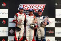 Speedcar Series/Bahrain: Alesi et Herbert se partagent les lauriers