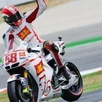 Moto GP - Valence: Plutôt que de silence Paolo Simoncelli préférerait une minute de bruit