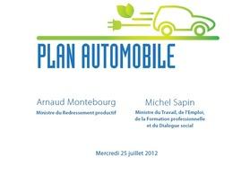 Plan de soutien à l'automobile : est-ce que seulement favoriser les véhicules verts sauvera les constructeurs français ?