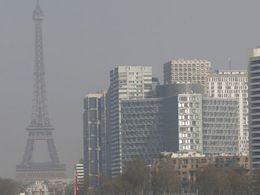 La pollution de retour demain sur Paris