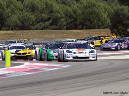 Votre week-end : Championnat du monde GT1 au HTTT Paul Ricard