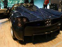 Pagani Huayra Roadster : 2,7millions ! - En direct du salon de Genève 2017